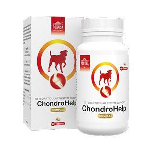 POKUSA - ChondroHelp TABS ízületvédő tabletta (120 db/doboz)