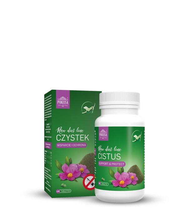 POKUSA - Cisztusz tabletta (120 db/doboz)