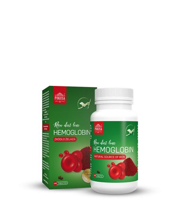 POKUSA - Hemoglobin tabletta (120 db/doboz)