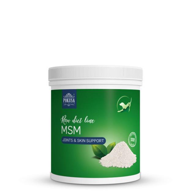 POKUSA - MSM 300 grammos