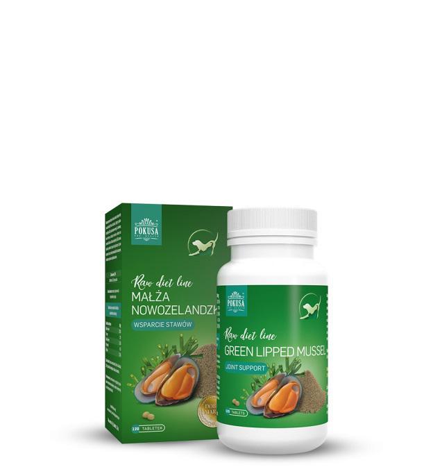 POKUSA - Zöldkagyló kivonat tabletta (120 db/doboz)