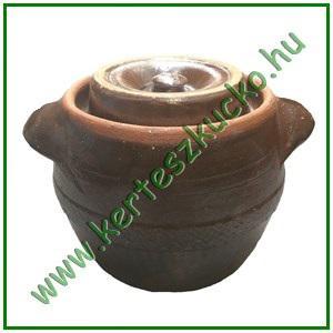 Savanyító edény tetővel (5 literes)