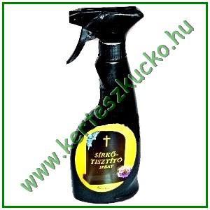 Sírkőtisztító spray (500 ml)