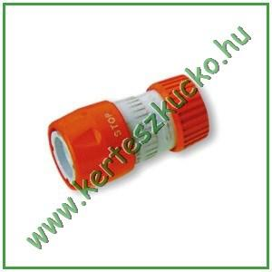 """Siroflex gyorscsatlakozó (1/2"""", STOP )"""