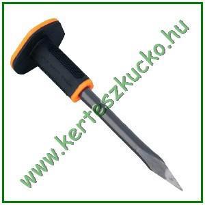Spiccvéső, kézvédővel (400 mm)