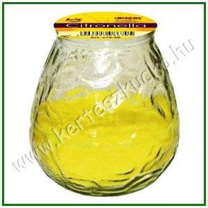 Szúnyogriasztós illatmécses CITRONELLA 200 gramm