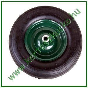 Talicska kerék 3.50-8 (fém felnis, pumpálható)
