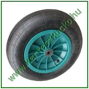 Talicska kerék 3.50-8 műanyag felnis, pumpálható
