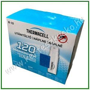 Thermacell utántöltő készlet 120 órás (10 db patron, 30 db lapka)