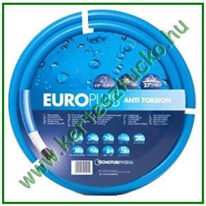 """Locsolótömlő csavarodásmentes 5 rétegű OLASZ EUROPLUS 1/2"""" x 25 m"""