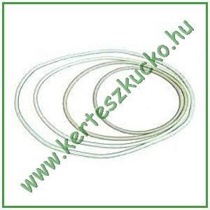 Tömítőgyűrű (120 literes, bilincses hordóhoz)