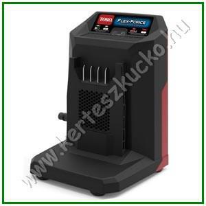 TORO FlexForce 60V Akkumulátor töltő 2 Amp 220V