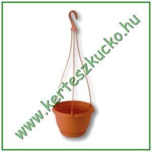 Virágkaspó akasztós (DAGW4, 240 mm)
