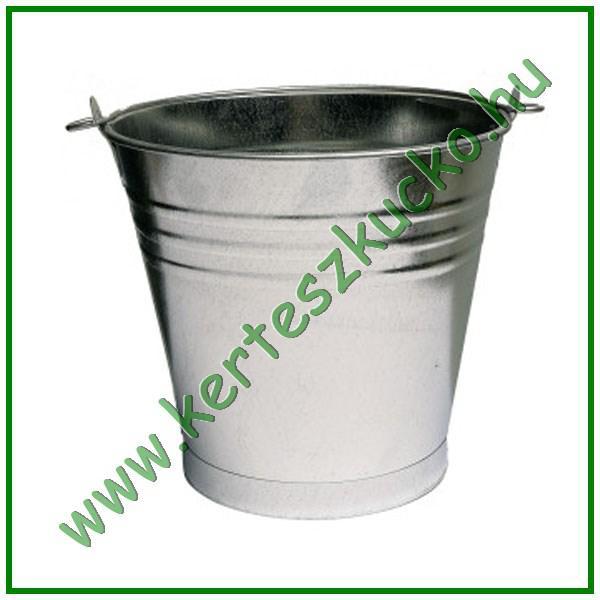Vödör (10 literes, horganyzott)
