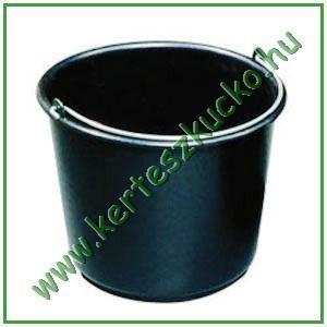 Vödör 12 literes, műanyag