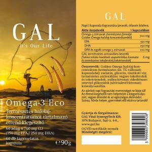 GAL Omega-3 Eco halolaj