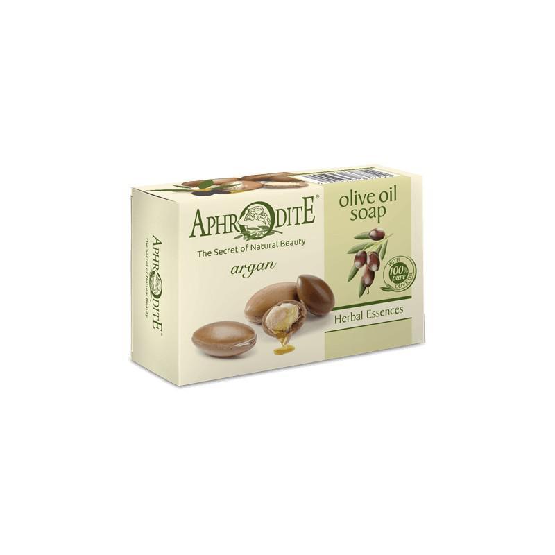 APHRODITE Olívaolaj szappan argánnal 100g