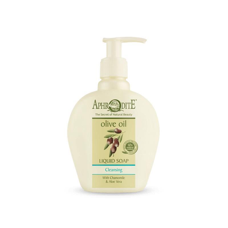 APHRODITE Tisztító folyékony szappan 250ml