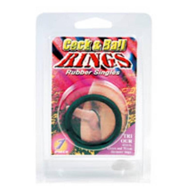 Cock And Ball Ring (átmérő : 4 cm) - péniszgyűrű