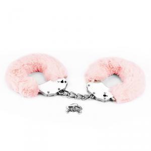 Fetish Plush bilincs - rózsaszín