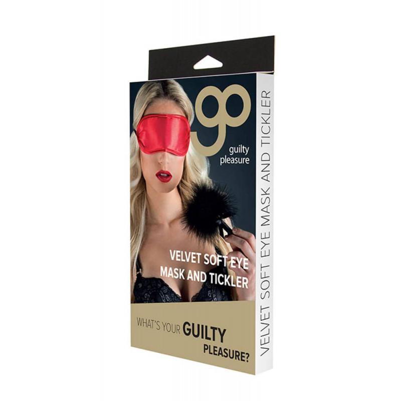 GP Velvet Soft Eye Mask és Cirógató