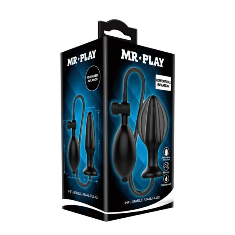 Mr. Play Inflatable Anal Plug