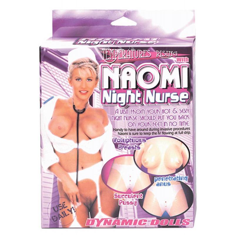 Naomi Night Nurse