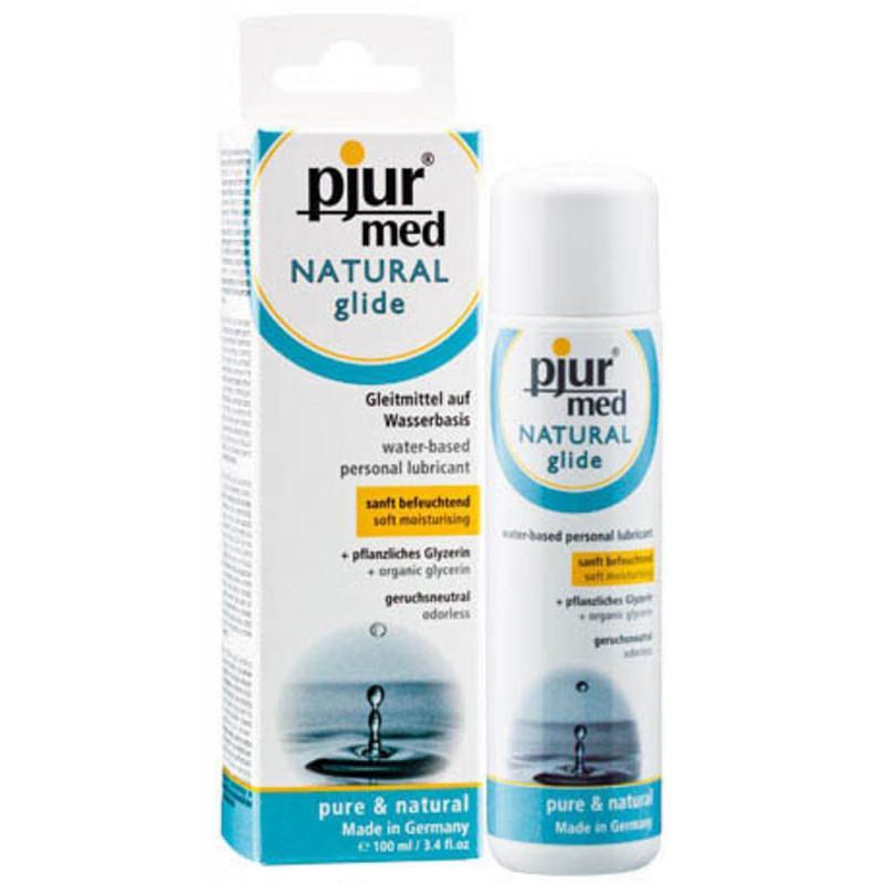 pjur® med NATURAL - síkosító