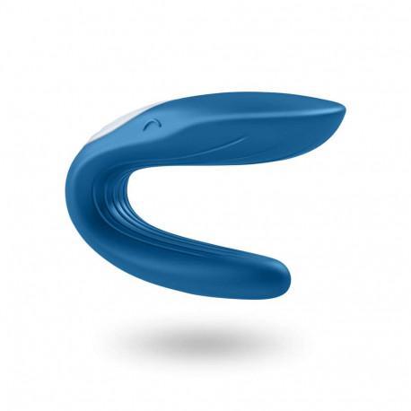 Satisfyer Partner Whale - közös bizsergéshez