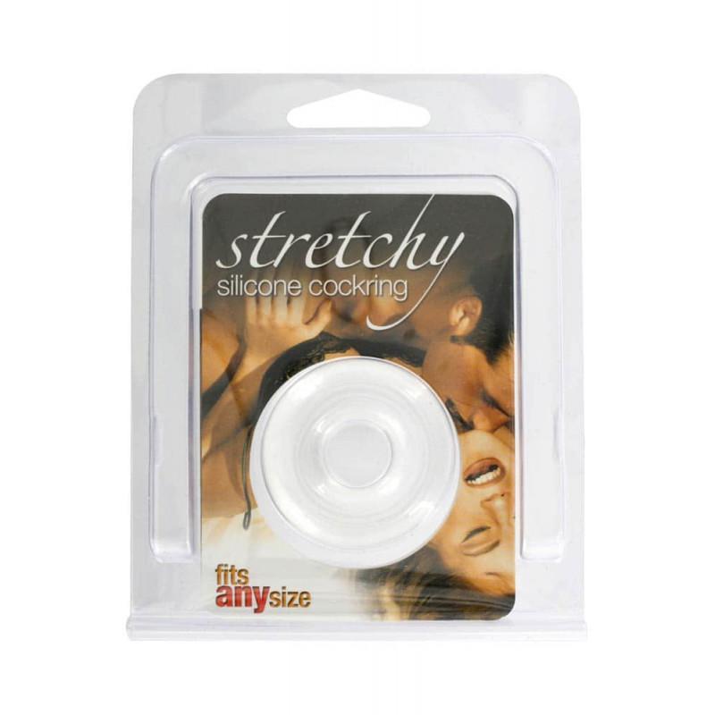 Stretchy Cockring - péniszgyűrű